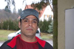 Flüchtlinge in Oberfranken: Subhan aus Pakistan